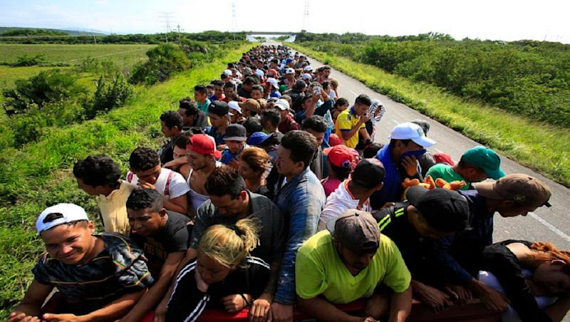 Apprehensions of Families Illegally Crossing into US Border Hit Record High
