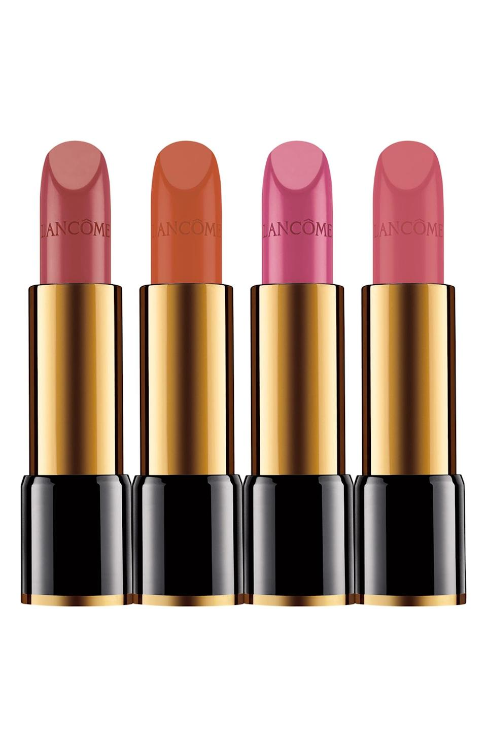 <p><span>Lancôme L'Absolu Rouge Lipstick Set</span> ($71, originally $95)</p>