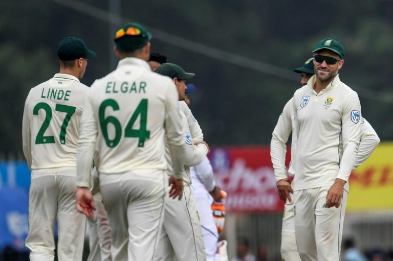 In the wake of South Africa's series defeat against India, Proteas captain Du Plessis says his side will rebuild, with the batting of Dean Elgar and others showing promise