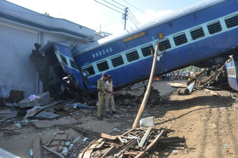 India's crumbling rail infrastructure is in desperate need of modernisation, with a report in 2012 describing the 15,000 deaths on the network each year as a 'massacre'