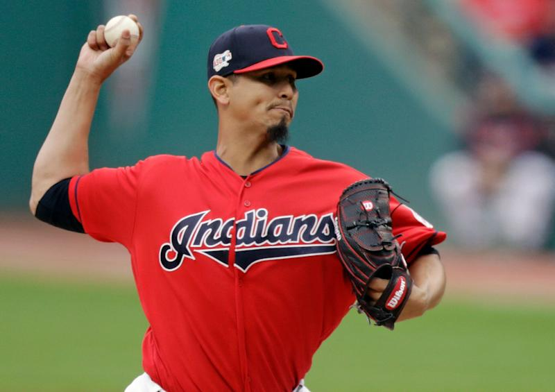 Carlos Carrasco diagnosed with unspecified blood condition