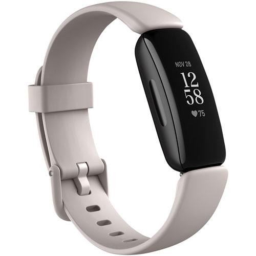 Fitbit Inspire 2 Fitness Tracker with Heart Rate Tracking. Image via Best Buy.