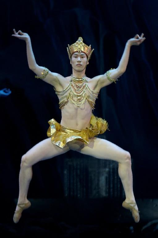 "In ""La Bayadere,"" Hindu fakirs are depicted as servile even though in India the holy men are widely respected"