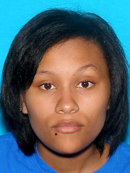 In this Monday, Aug 21, 2012 photo provided by the Dover Police Department, Tiana Harris, 19, is shown. Dover police have arrested Harris and two other day care workers they say encouraged 3-year-olds to fight each other. All three are each charged with second-degree assault, endangering the welfare of a child and other offenses. (AP Photo/Dover Police Department)