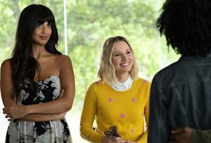 The Good Place Season 4 Episode 5 Tahani Eleanor
