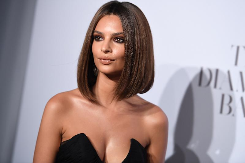 Emily Ratajkowski says France's Madame Figaro magazine altered her lips and breasts for a cover image