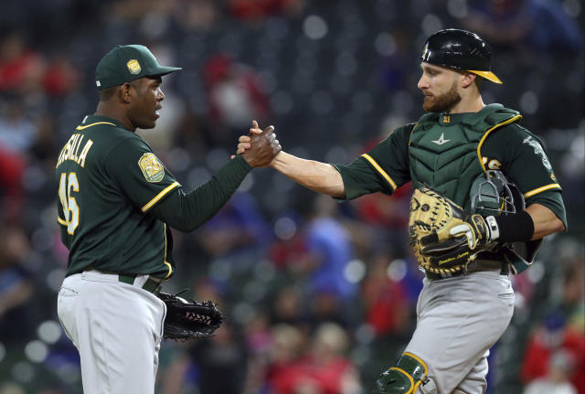 Don't look now, but the Oakland A's could be a surprise team of 2018. (AP)