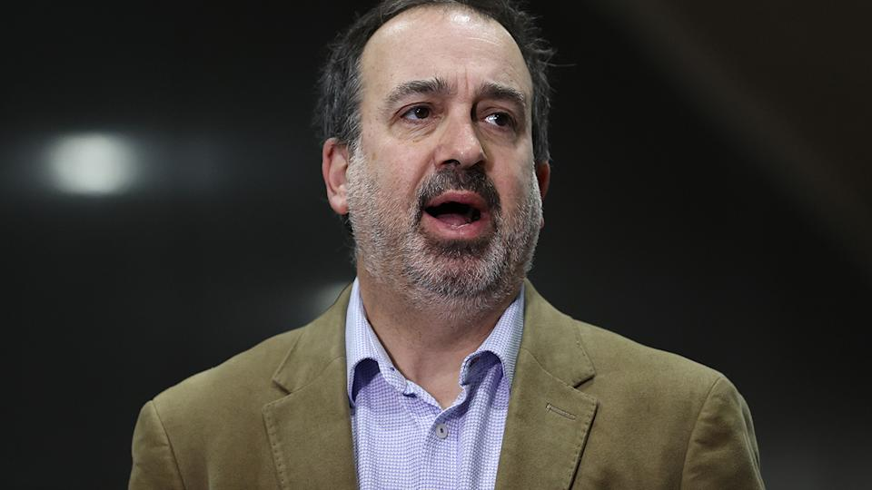 Victorian sports minister Martin Pakula is confident the Australian Open will go ahead in 2022. (Photo by Robert Cianflone/Getty Images)