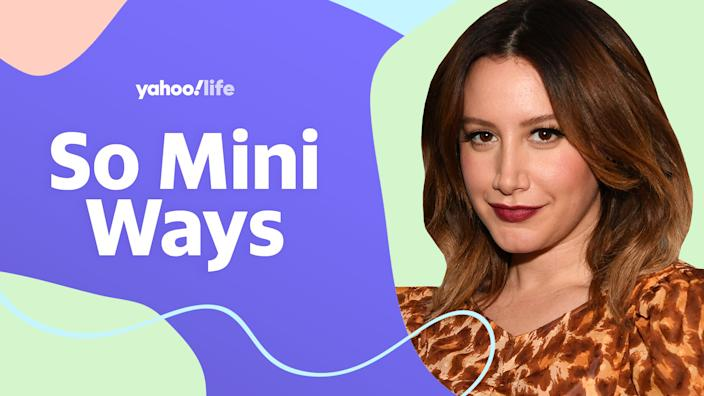 New mom Ashley Tisdale opens up about her breastfeeding woes, postpartum life and the sweet significance of daughter Jupiter's name. (Photo: Getty Images; designed by Quinn Lemmers)