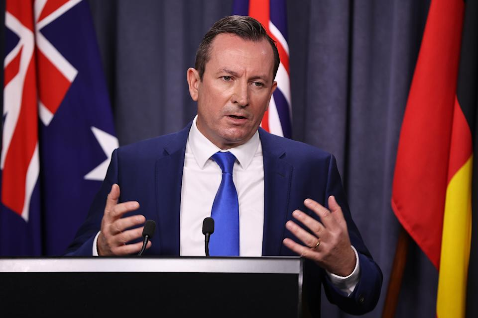 WA Premier Mark McGowan said a snap lockdown that ended earlier this week