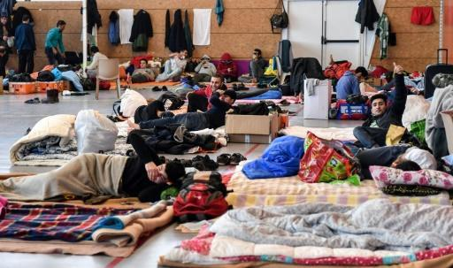 <p>France to unveil controversial migrant law</p>