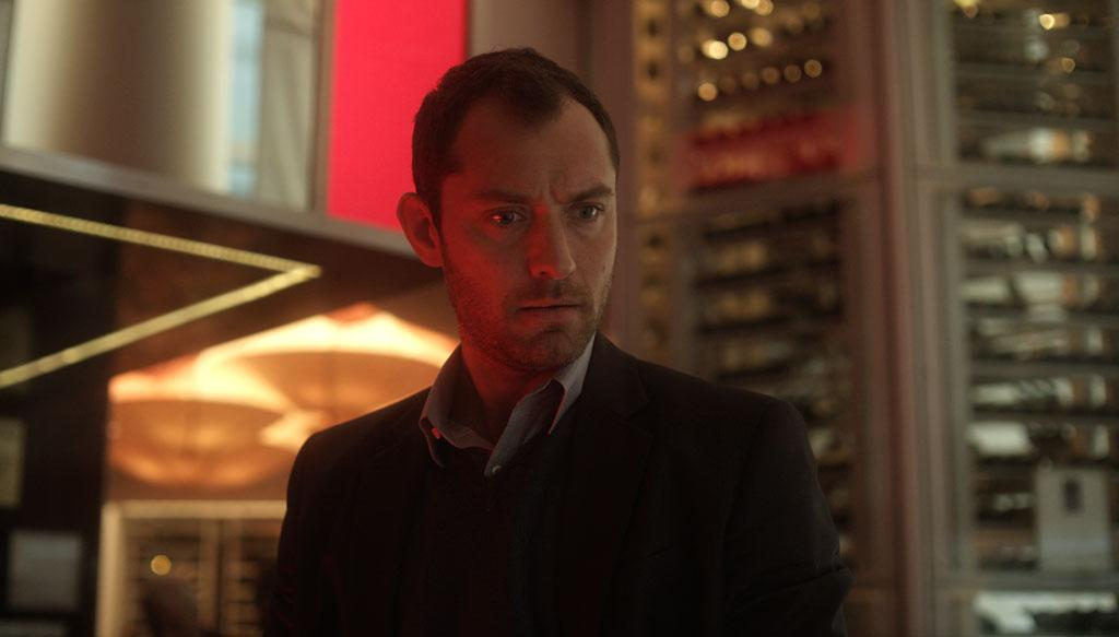 "Jude Law in Open Road Films' ""Side Effects"" - 2013"