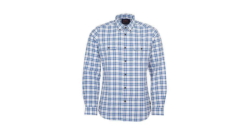 Barbour National Trust Swyre Check Shirt