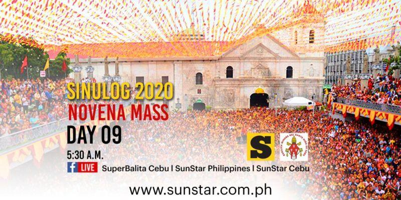 REPLAY: Day 9 - Fiesta Señor novena mass 2020