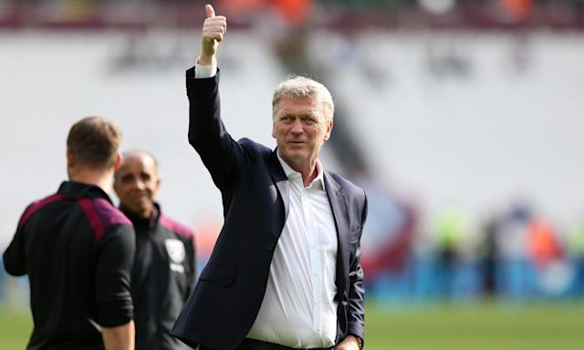 David Moyes wants assurances that he will receive enough backing to challenge for a top-eight finish.