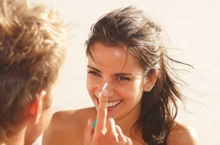 Look and feel 10 years younger: Wear an SPF lotion every day
