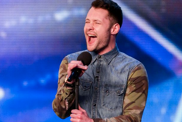 The singer found fame on Britain's Got Talent in 2015. Source: ITV