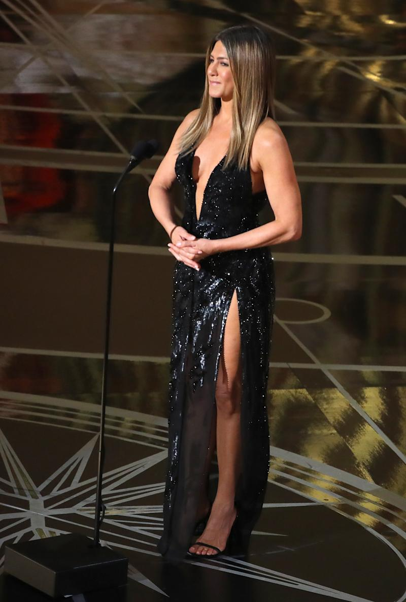 Image result for jennifer aniston oscars 2017