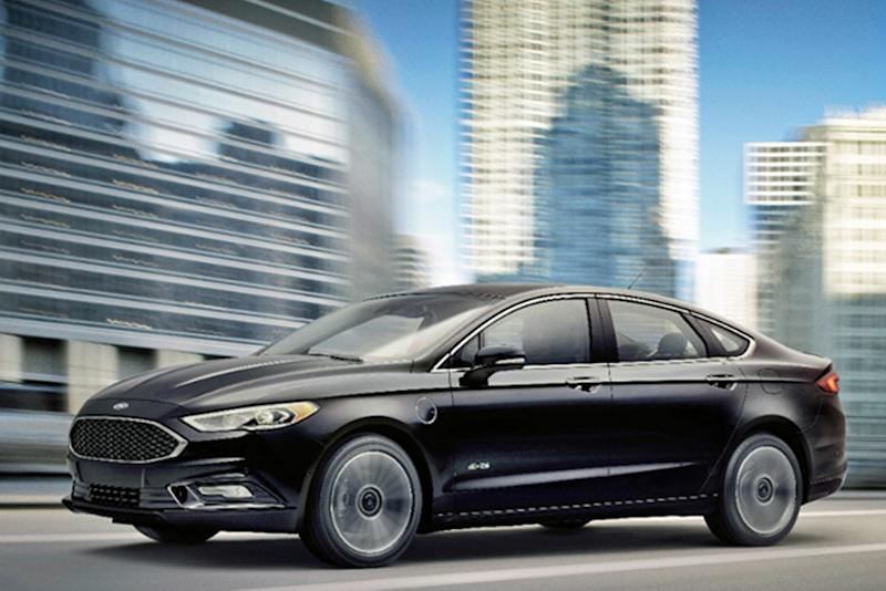 Topping All Other Us Plug In Hybrids 2017 Ford Fusion Energi Has A 610 Mile Range