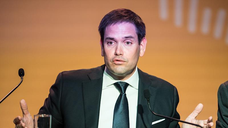 Marco Rubio's Rant Against Kim Jong Un Sounds A Lot Like Donald Trump To Twitter