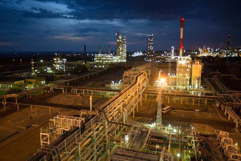 Unable to Buy Iran Oil, New Turkish Refinery Turns to Russia