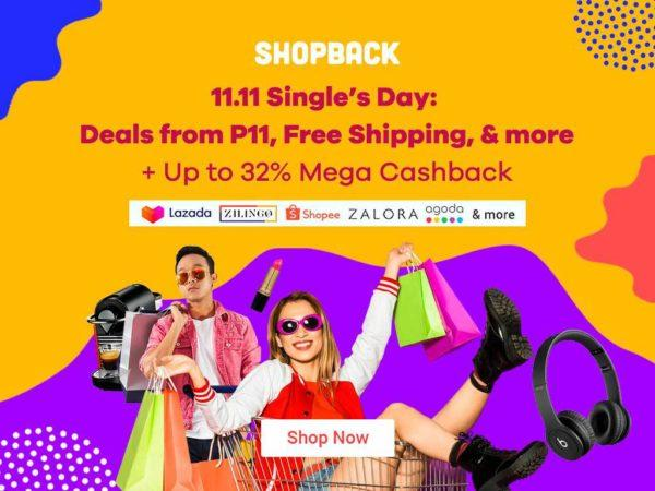 11.11 Deals to Watch Out For - ShopBack deals and offers
