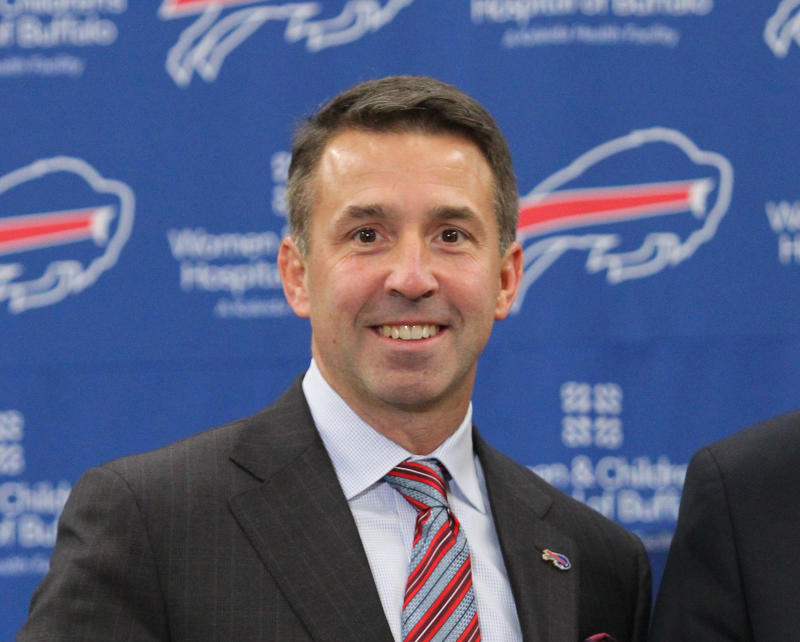NFL to contact Bills regarding team president's resignation