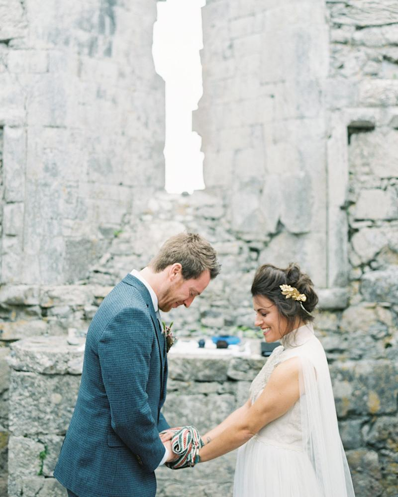 Everything You Need to Know About an Irish Handfasting Ceremony