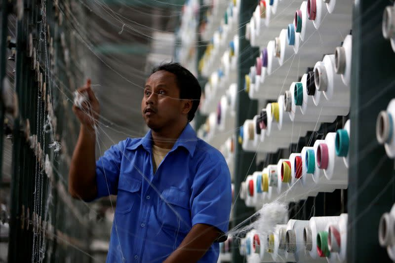 Indonesia imposes tariffs on some textile imports until 2022