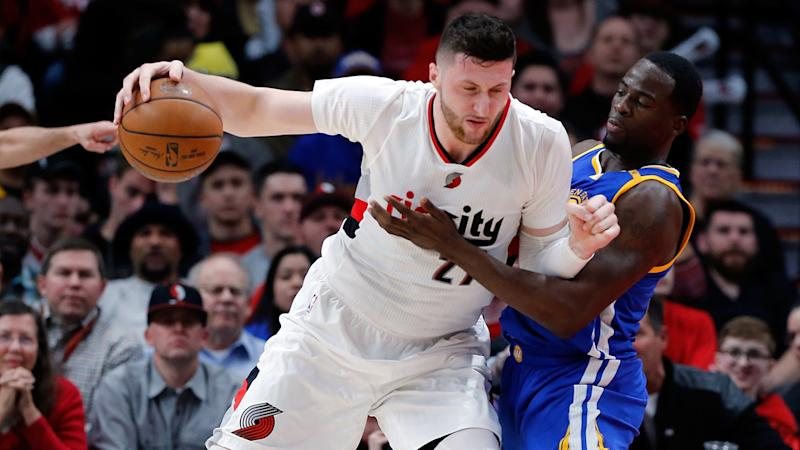 Blazers' Jusuf Nurkic responds to Draymond Green's NBA centers comment