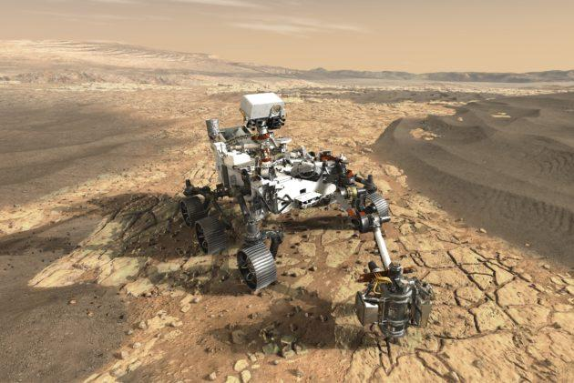 mars rover technical details - photo #7