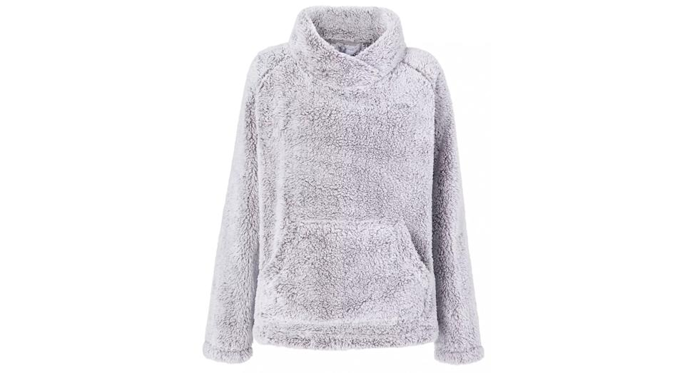 Hi-Pile Fleece Snuggle Top