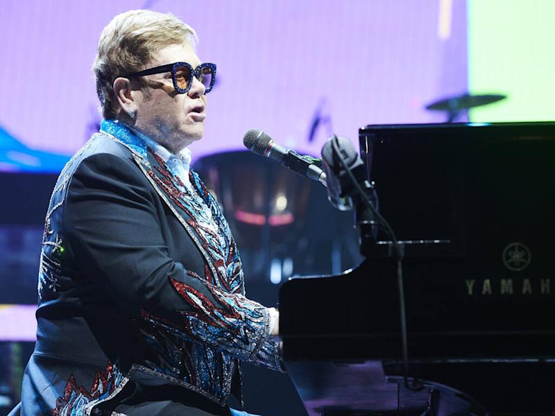 Elton John and songwriting partner Bernie Taupin are 'like family'