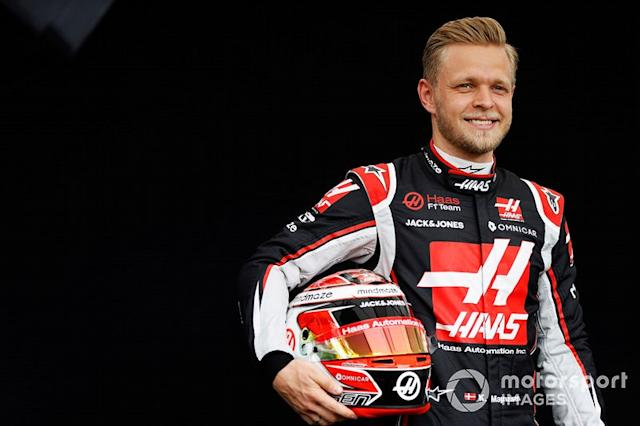 """Kevin Magnussen, Haas F1 Team <span class=""""copyright"""">Andy Hone / Motorsport Images</span>"""