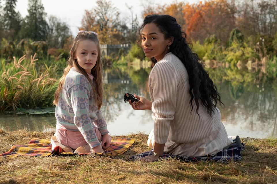 "<p>After you watch <em>The Haunting of Hill House</em>, you'll have to dive into the next installment in the Netflix anthology series, <em>The Haunting of Bly Manor.</em> Loosely based on Henry James's novel <em>The Turn of the Screw</em>, it premieres on October 9. </p> <p><a href=""https://www.netflix.com/title/81237854"" rel=""nofollow noopener"" target=""_blank"" data-ylk=""slk:Available to stream on Netflix"" class=""link rapid-noclick-resp""><em>Available to stream on Netflix</em></a></p>"