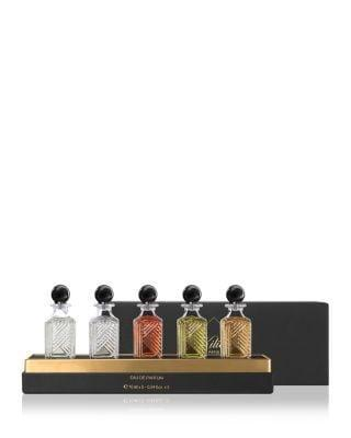 <p>They'll smell divine with the <span>Kilian Holiday Miniatures 5 Piece Gift</span> ($240).</p>