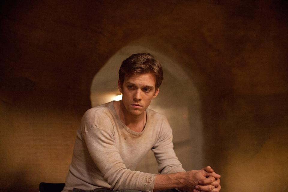 "Jake Abel in Open Road Film's ""The Host"" - 2013"