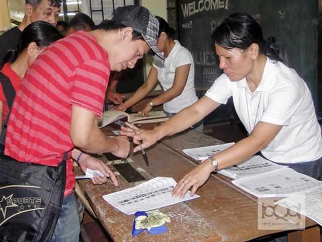 Comelec sets early voter's registration for 2013 polls