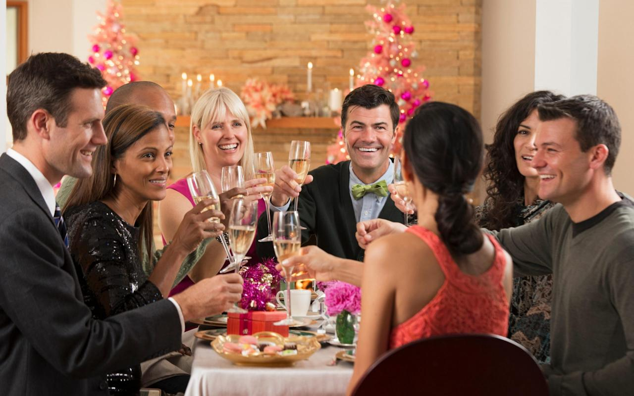 Blood testing at dinner parties takes health awareness to new level
