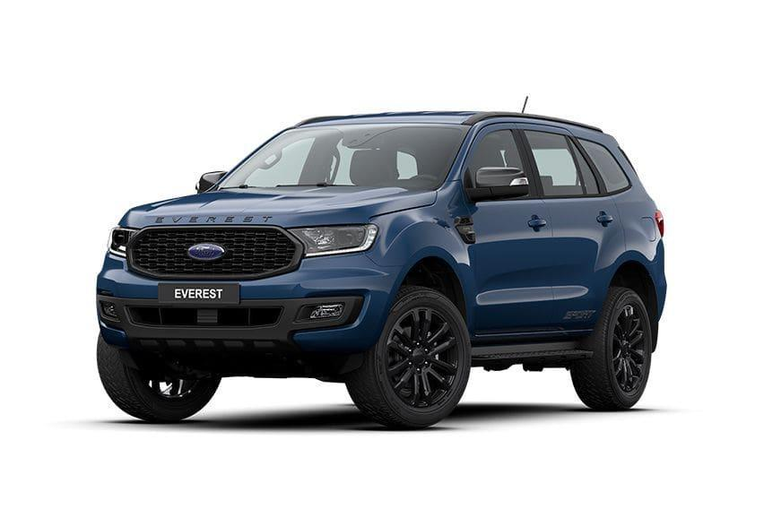 Ford Everest Sport main