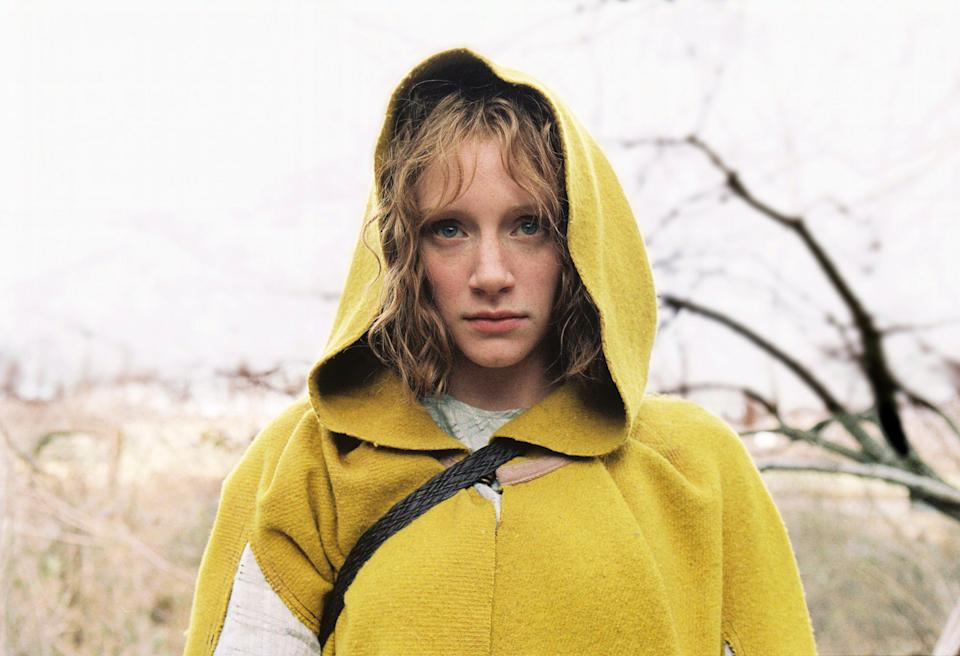 """Bryce Dallas Howard plays a blind girl who ventures into dangerous woods in """"The Village."""""""