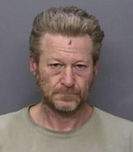 Police say Brian Keith Hawkins confessed to involvement in a 1993 unsolved homicide. (Shasta County Sheriffs Office)