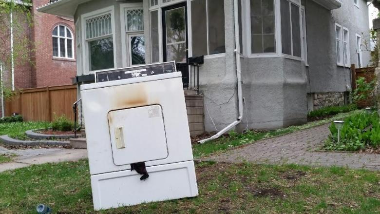Dryer fires a real hazard that can happen at a moment's notice