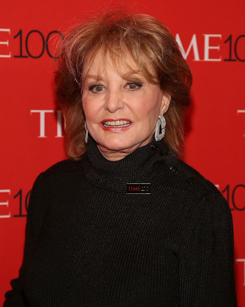 "Before adopting her daughter, Jacqueline, Barbara Walters had multiple experiences with pregnancy loss.<br /><br />""I had had several miscarriages,"" <a href=""http://www.nbcnews.com/id/3080101/ns/dateline_nbc-newsmakers/t/daughters-new-horizon/#.VjPQPFNlRZY"">she told NBC's Jane Pauley</a> in 2003. ""And when I did, they were never reported. And I would take a couple of days off then, and go back to work."""