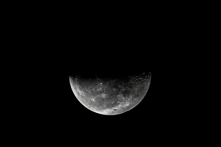 The Moon was thought to be bone dry until around a decade ago