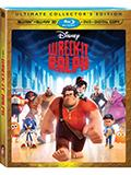 Wreck-It Ralph Box Art