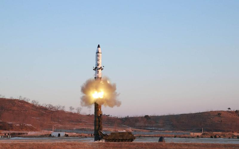 North Korea fires two more missiles - Reuters