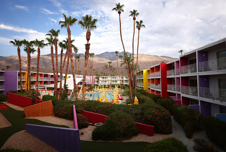 Palm Springs, California. (Getty Images)