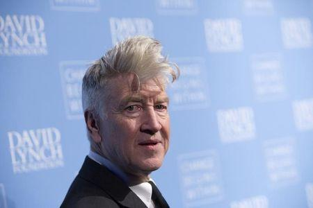 Director David Lynch attends the 'Change Begins Within: An Historic Night of Jazz to benefit The David Lynch Foundation' event in New York