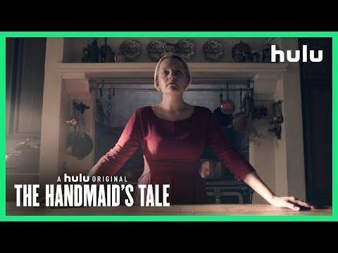 """<p>Do you love to feel sad? Miss the fine line between dystopian fantasy and dystopian reality? Then do we have a show for you. In all seriousness, <em>The Handmaid's Tale</em> is an incredible series with even more incredible acting—even if it does veer a bit too close to home. Trudging through some of its sadder plot points is worth it though, because as of Season Three, these once-enslaved women are fighting back.</p><p><a class=""""link rapid-noclick-resp"""" href=""""https://go.redirectingat.com?id=74968X1596630&url=https%3A%2F%2Fwww.hulu.com%2Fseries%2Fthe-handmaids-tale-565d8976-9d26-4e63-866c-40f8a137ce5f&sref=https%3A%2F%2Fwww.esquire.com%2Fentertainment%2Fmusic%2Fg30389440%2Fbest-shows-on-hulu%2F"""" rel=""""nofollow noopener"""" target=""""_blank"""" data-ylk=""""slk:Watch Now"""">Watch Now</a><br></p><p><a href=""""https://youtu.be/81PyH5TH-NQ"""" rel=""""nofollow noopener"""" target=""""_blank"""" data-ylk=""""slk:See the original post on Youtube"""" class=""""link rapid-noclick-resp"""">See the original post on Youtube</a></p>"""